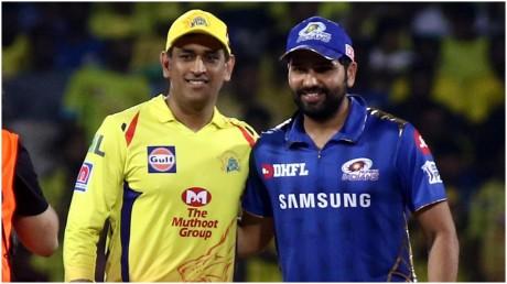 IPL 2021 CSK vs MI : चेन्नई को लगा चौथा झटका, डु प्लेसिस , मोइन अली, रैना और धोनी आउट